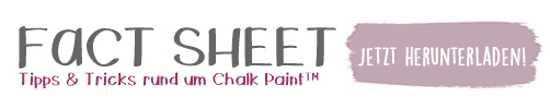 Chalk Paint Fact Sheet